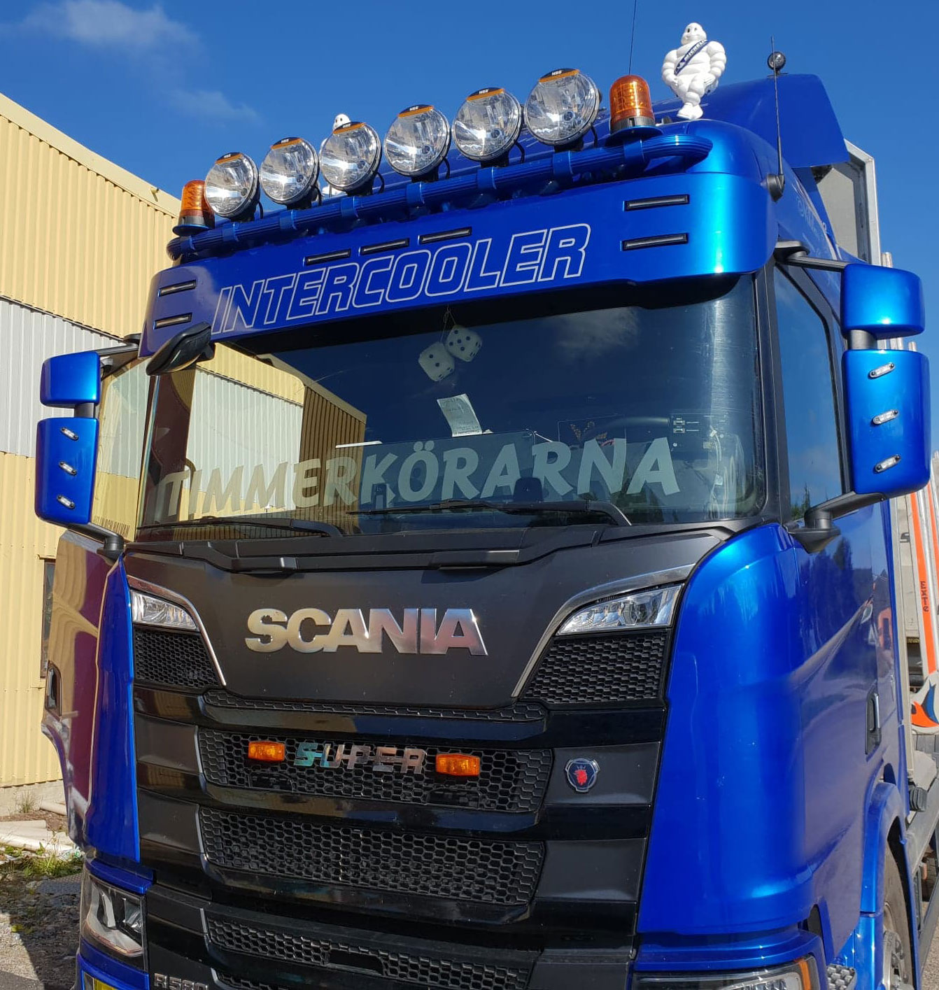 Niklas Nylén transport AB